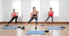 At-Home Glider Workout With Towels Flat Belly and Tight Legs Toning Workout Using Gliders Glider Workout, Slider Exercises, Toned Legs Workout, Victoria Secret Workout, 20 Minute Workout, Towel Workout, Toning Workouts, Workout Gear, Short Workouts
