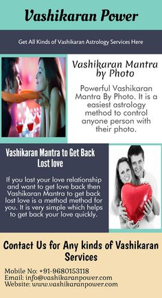 Vashikaran Mantra Astrology
