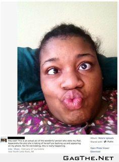 Woman Steals iPad, Takes Selfies, Selfies Auto-Upload to Original Owner's Facebook via iCloud