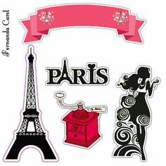 Tzvetelina Vutova-Ilarionova's media content and analytics Bolo Barbie Paris, Bolo Paris, Paris Decor, Paris Theme, Frozen Paper Dolls, Paris Clipart, Music Clipart, Cupcake Toppers Free, Paris Cakes