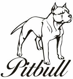 dogs chiens pittbulls canecorso amstaff in pitbull coloring pages Puppy Coloring Pages, Cartoon Coloring Pages, Coloring Pages For Kids, Free Coloring, Coloring Book, Pitbull Tattoo, Pitbull Drawing, Tattoo Design Drawings, Outline Drawings