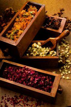 Dried petals for elven elixirs