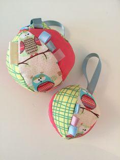 Babyballer stor+liten. *agagabri Baby Barn, Fashion Backpack, Christmas Ornaments, Holiday Decor, Bags, Home Decor, Handbags, Decoration Home, Room Decor