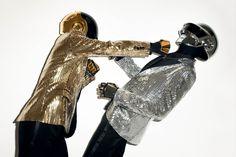 Daft Punk Photoshoot with Terry Richardson