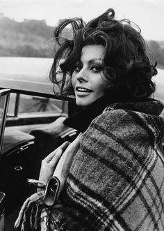 """Nothing makes a woman more beautiful than the belief that she is beautiful."" – Sophia Loren"