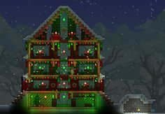 Santa House https://www.reddit.com/r/Terraria/comments/1tzjr0/