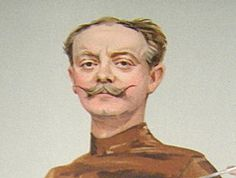 My personal favourite. A gravity defying Movember effort from a Sword Fencer from the late 19th century.
