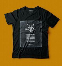 Camiseta Slim Fit Eco - Thug Life - Mind's UP Shop