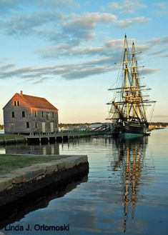 Somewhere that I would love to visit in October....Salem,Massachusetts