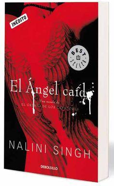 Serie El gremio de los cazadores (Nalini Singh)   El Ojo Lector
