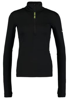 Nike Performance Long sleeved top - black/volt for £54.99 (19/11/16) with free delivery at Zalando