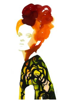 Stina Persson - Watercolor