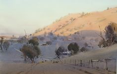 Home - Ross Paterson Watercolor Landscape, Landscape Art, Watercolor Art, Landscape Photography, Australian Art, Gouache Painting, Colorful Drawings, Life Drawing, Art Techniques
