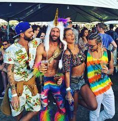 Ideas for pride Coachella Festival, Coachella Outfit Men, Rave Outfits Men, Edm Outfits, Edm Festival, Festival Chic, Male Festival Outfits, Festival Fashion, Festival Looks