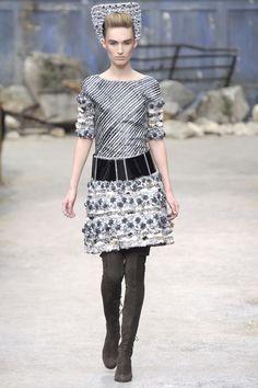 Chanel,  Осень-зима 2013/14, Couture, Париж
