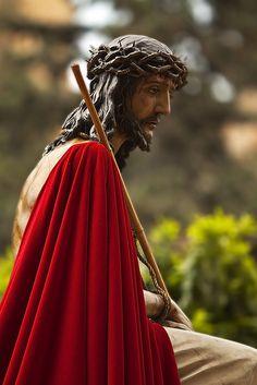 Santo Cristo Coronado de Espinas (Estudiantes)