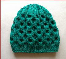 12ply cable beanie in sizes 2 years to Lady.