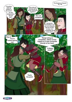 You Are On Fire, Avatar Kyoshi, Avatar Characters, Korrasami, Air Bender, Superhero Movies, Legend Of Korra, The Last Airbender, Detailed Image