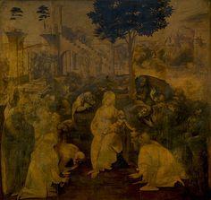 Adoració dels mags (Leonardo)