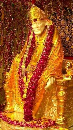 How beautiful is my Sai😘 Sai Baba Pictures, Sai Baba Photos, God Pictures, Baby Ganesha, Baby Krishna, Ganesh Bhagwan, Photos Of Lord Shiva, Hanuman Photos, Good Morning Beautiful Images