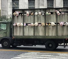 Banksy-Sirens of the Lambs (Better Out Than In - day 11)