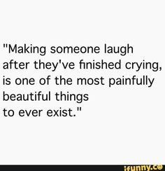 No one's really done that to me (mainly because I cry at night when no one is there hahaha), but I love doing it to other people