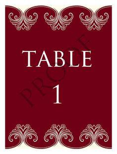 Items similar to Elegant Flourish Custom Wedding Wine Label Table Numbers or Anniversary Signature Table 4 Colors on Etsy Wedding Wine Labels, Table Numbers, Flourish, Anniversary, Elegant, Unique Jewelry, Colors, Handmade Gifts, Flowers