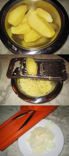 Comment ça s'écrit d'ailleurs ? Je l'ai toujours entendu prononcé par ma grand-mère (avec un accent italien). Mais la recette est d'origine suisse... Ne cherchez pas, ça serait trop long à vous expliquer. C'est une galette de pomme de terre avec des oignons...