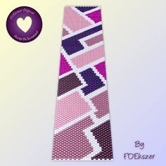 Peyote stitch pattern