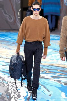 Louis Vuitton | Fall 2014 Menswear Collection | Style.com
