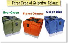 Board Game Bag -- 3 Selective Color