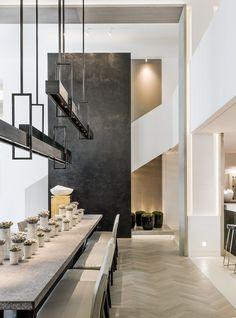 Kelly Hoppen's House - Dining Room