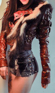 TOXIC VISION fashion