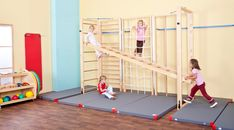 Therapy Room- Climb structure
