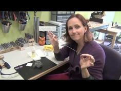Video: Oxidizing Ready-Made Chain by Lisa Niven Kelly of Beaducation.  #Wire #Jewelry #Tutorials
