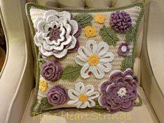 Floral Pillow...