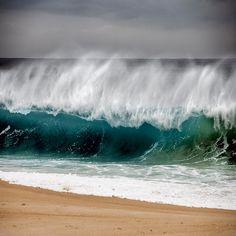 Wild waves, Nazaré, Portugal