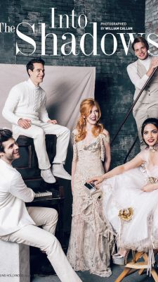 Dominic Sherwood and Shadowhunters cast for Bello Magazine Isabelle Lightwood, Jace Wayland, Kat Mcnamara, Katherine Mcnamara, Shadowhunters Tv Series, Shadowhunters The Mortal Instruments, Matthew Daddario, Katniss Everdeen, David Castro