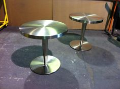 Some tables custom made for @Disney