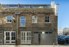 Find 3 bedroom mews Sold in Reece Mews, London, with Lurot Brand. Here you will find a selection of some of the finest mews properties for sale in London. Innovative Architecture, London Architecture, Residential Architecture, Property Prices, Property For Sale, Edwardian House, Victorian, Mews House, London Property
