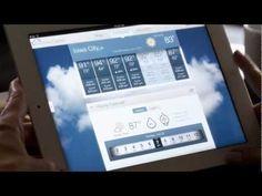 WeatherCaster iPad Weather App