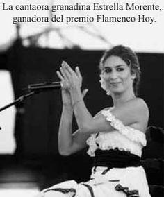 ESTRELLA MORENTE -CANTAORES/AS - El Arte de Vivir el Flamenco