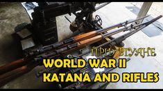 Katana, World War Ii, Philippines, Museum, Japanese, Videos, World War Two, Japanese Language, Wwii