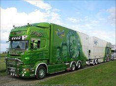 trucks | nordic trophy 2008 (Scania Truck)