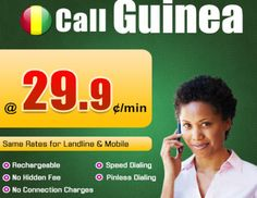 Buy #online cheap #international calling #card to call Guinea from USA/Canada and more talk with your family, friends, relative and enjoy - http://www.amantel.com/cheap-calling/africa/guinea-phone-card.aspx