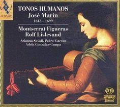 Montserrat Figueras - Marin: Tonos Humanos