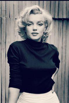 Con su inocencia cautivadora #Monroe #PrettyWoman #Hermosa