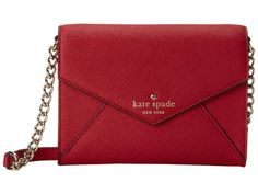 Kate Spade New York Cedar Street Monday Dynasty Red - Zappos Couture