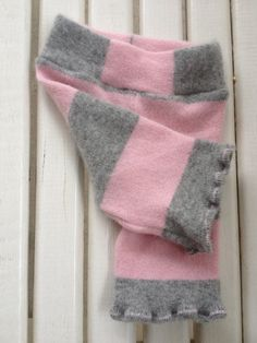 So adorable on a newborn or a doll.      Newborn upcycled cashmere wool longies cloth diaper by Jamnee, $16.00