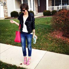 Boyfriends and heels